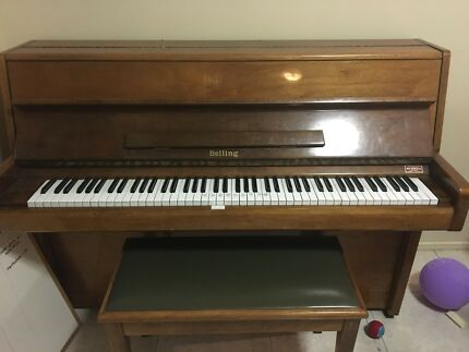 Belling piano