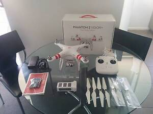 DJI Phantom 2 Vision+ with extra battery and bag New Lambton Heights Newcastle Area Preview