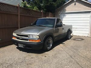 Clean 99' S10 need gone.