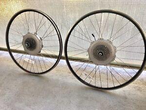 """Trek / Bionx Wheel Motors 700c 28"""""""
