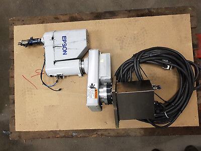 Seiko Epson R3-351s Scara Robot