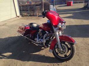 2013 Street Glide $20,000 OR BEST OFFER
