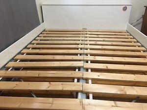 Queen Ikea Bed Frame