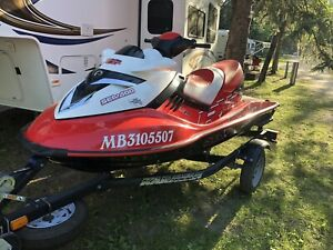 Sea Doo Trailer | ⛵ Boats & Watercrafts for Sale in Canada