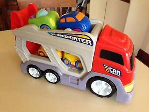 Toy Car Transporter and Cars High Wycombe Kalamunda Area Preview