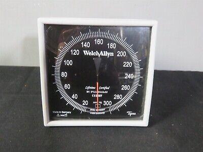 Welch Allyn 0297 Ce0297 Tycos Blood Pressure Meter Sphygmomanometer Gauge