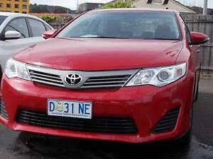 2013 Toyota Camry Sedan Burnie Burnie Area Preview