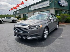 2014 Ford Fusion SE BLUETOOTH/CRUISE/POWER SEATS/REMOTE START