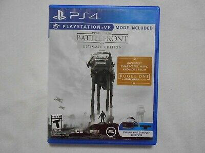 Star Wars: Battlefront - Ultimate Edition (Sony PlayStation 4 PS4)
