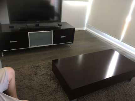 Entertainment Unit and Coffee Table