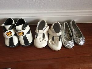 Baby shoes size 6 Strathfield Strathfield Area Preview