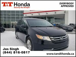 2014 Honda Odyssey LX *Local Vehicle, No Accidents, 3rd Row S...