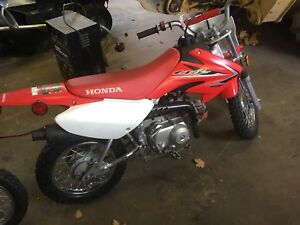 2 CRF 70F's for sale
