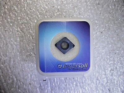 New Ingersoll Ccgw09t309wz-ls2 Tb730 Cubic Boron Nitride Cbn Indexable Insert 1p