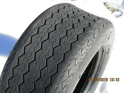 TRAILER TIRE 22.5*8.0*12, 1980 Lb capacity, Heavy duty 12-Ply,Tubeless