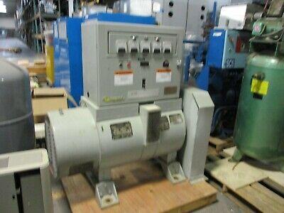 Kato Ac Generator 4p2-0588 20kw 60kkva 277480v 72a 3ph 60hz 1800 Rpm Used