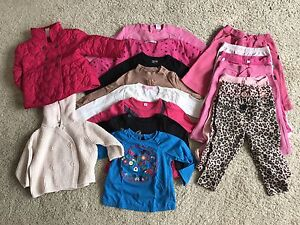 Girls winter bundle Size 1/12-18 months Vaucluse Eastern Suburbs Preview