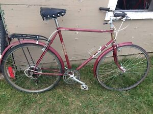 Vintage Raleigh Cruiser Bicycle