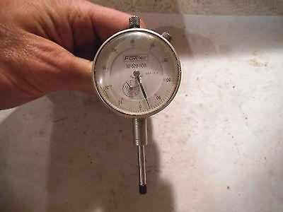 Fowler Agd Dial Indicator - Model 52-520-110b - Used
