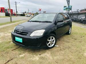 2006 TOYOTA COROLLA ASECNT HATCHBACK AUTOMATIC Kenwick Gosnells Area Preview