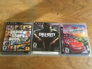 PS 3 games