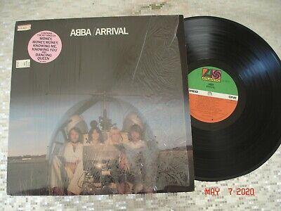"ABBA – ""Arrival"" Vintage Vinyl  LP   Atlantic – SD 19115"