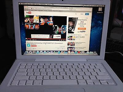 Intel Mac Laptops - SALE !!! APPLE MACBOOK INTEL DUALCORE MAC OSX MICROSOFT OFFICE PRO WEBCAM LAPTOP