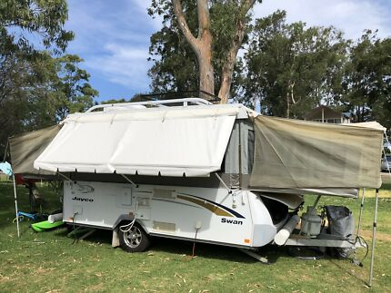 2009 Jayco Swan Coolah Warrumbungle Area Preview