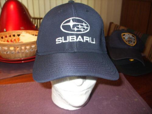 SUBARU CAP BASEBALL HAT AUTOMOBILE CAR ONE SIZE FITS ALL
