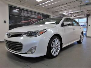 2015 Toyota Avalon Limited, Nvigation, Cuir, Toit Ouvrant, Mags!