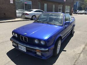 1989 bmw convertible