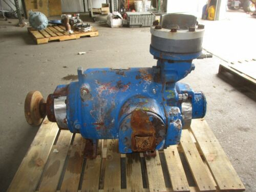 NASH SC6/7, 1170RPM, 2010 VACUUM PUMP- TURNS BY HAND #881027J USED