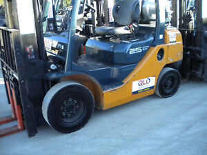 Toyota 32-8FG25  LPG / Petrol Counterbalance Luscombe Gold Coast North Preview