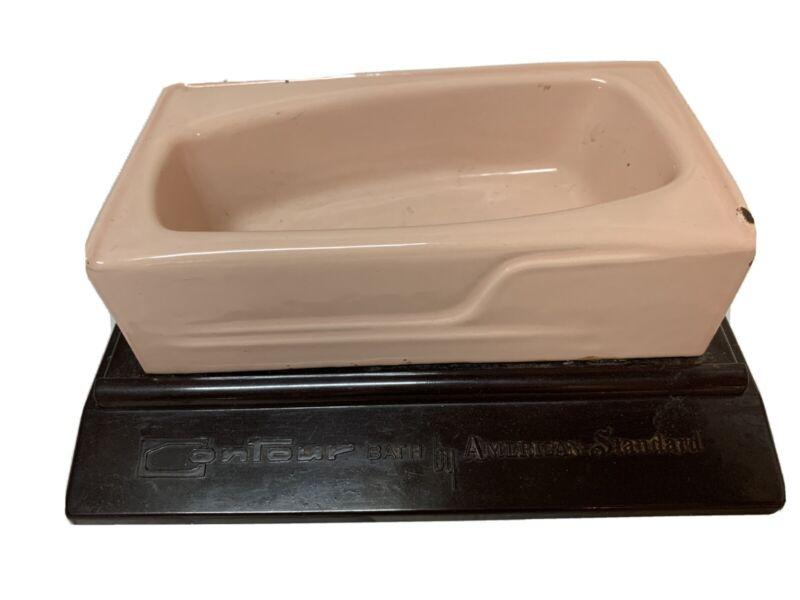 Vintage American Standard Salesman Sample Cast Iron Bath Tub