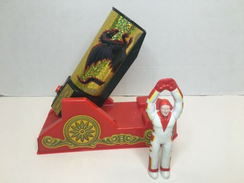 Vintage Ringling Brothers Barnum & Bailey Circus Human Cannon Toy