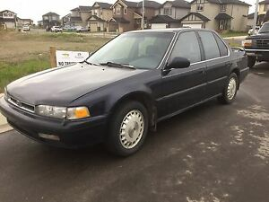 1992 Honda Accord *reduced*