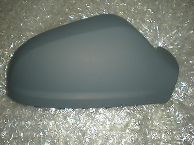 Vauxhall Astra H O/S Primed Wing Door Mirror Cover Drivers 13300591  2009 onward