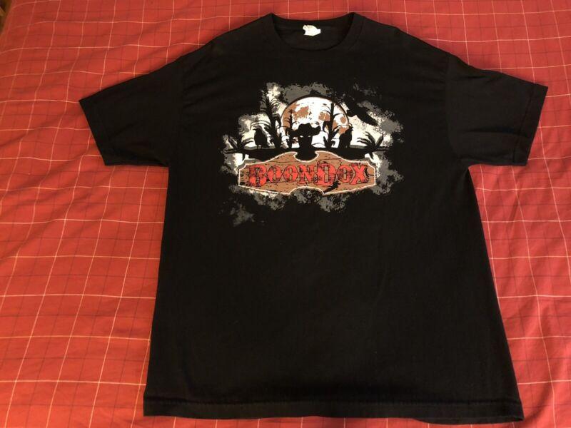 Boondox (3) T-shirts (XL)
