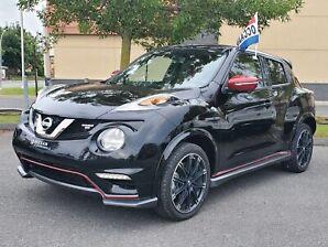 2015 Nissan Juke NISMO RS Banc Recaro