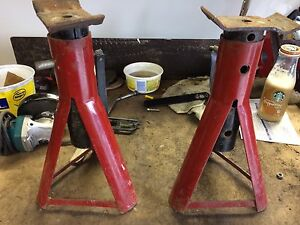 Two Jack Stands