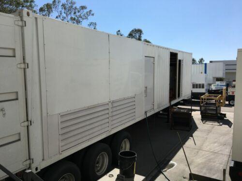 1750kW Diesel MTU Generator