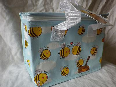 Kühlbox Lunchbox Thermotasche Kinder mit Bienen Honigbiene Honey bee