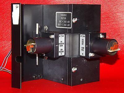 Gilson Holochrome Uv Hplc Detector Pressure Shutter Stray Light Filter