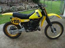 1982 yamaha yz 490 J VMX Capalaba Brisbane South East Preview