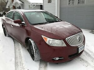 Buick LaCrosse 2010 all wheel drive