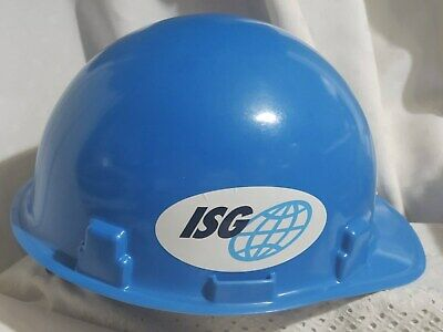 Msa Hard Hat Plastic Cap Safety Helmet Head Cover Suspension Liner Isg Pristine