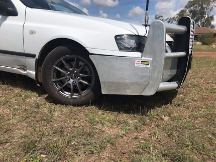 2008 BF Ford Falcon Ute