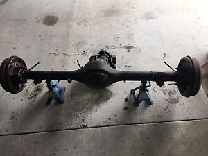 Holden Colorado rear diff assembly Gloucester Gloucester Area Preview