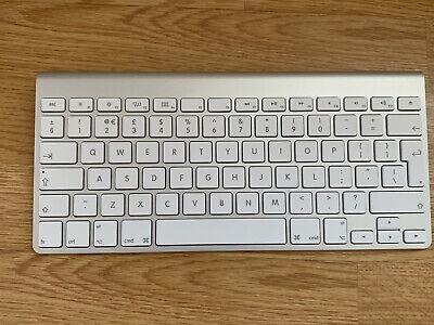 Apple Magic Keyboard A1314 QWERTY UK Layout Wireless