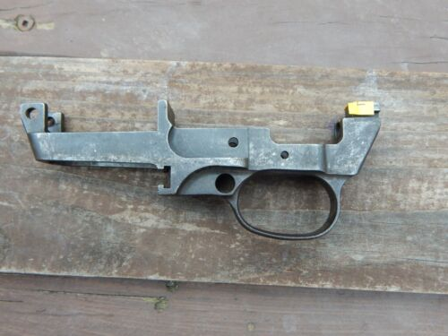 INLAND M1 CARBINE TRIGGER HOUSING INLAND MARKED TYPE III BLUED